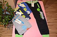 Спортивные  брюки для мальчиков оптом 116-146 см, фото 1