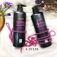 Профессиональный шампунь на основе целебных трав Daeng Gi Meo Ri Professional Herbal Hair Shampoo