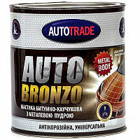 Auto Trade Autobronzo мастика битумно-каучуковая, 4,5 кг