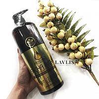 "Восстанавливающий шампунь ""Золотая терапия""Daeng Gi Meo Ri Sacha Inchi Gold Therapy Shampoo"