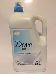 Жидкое мыло DOVE BEAUTY CREAM BAR 5л