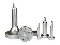 Набор вакуумно-роликовых насадок (металлические) разного диаметра (5 шт.)
