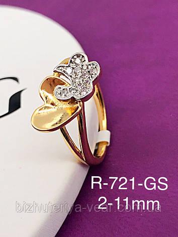 Кольцо R-721(8,9), фото 2