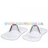 Универсальная защитная накладка на грудь 2 шт. (010436) Avent (Philips)