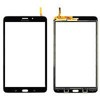 Оригинальный сенсорный экран Samsung T330 Galaxy Tab 4 8.0 3G черный (тачскрин, стекло в сборе)