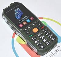 Противоударный мини телефон Land Rover mini S15 на 2 Sim АКБ 1800Мач