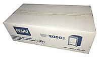 FESKO 17х17 белые в коробке 2000 штук