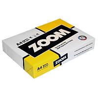 ☛Бумага офисная Zoom A4 для лазерной и струйной печати