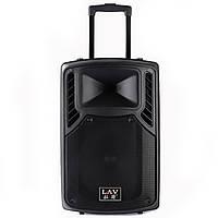 ☞Акустическая система LAV PA-151 музыкальная для концертов USB / SD / AUX переносная