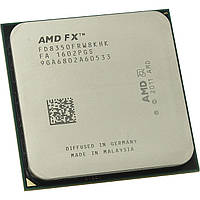 Процесcор AMD X8 FX-8350 (FD8350FRHKBOX) Box 4GHz/5200MHz/8MB