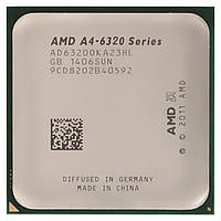 Процессор AMD A4 X2 6320 (AD6320OKHLBOX) BOX
