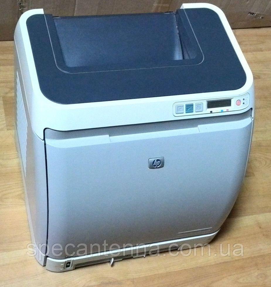 Принтер HP Color LaserJet 2600n цветной лазерный, фото 1