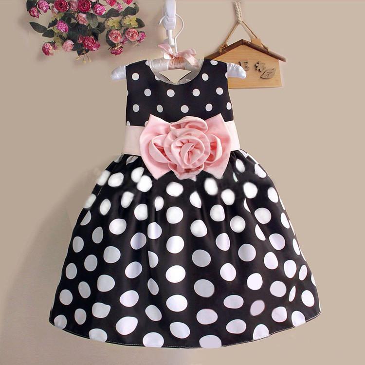 c1fdf4f740c Шикарное атласное нарядное платье (темно-синее) для девочки -  Интернет-магазин