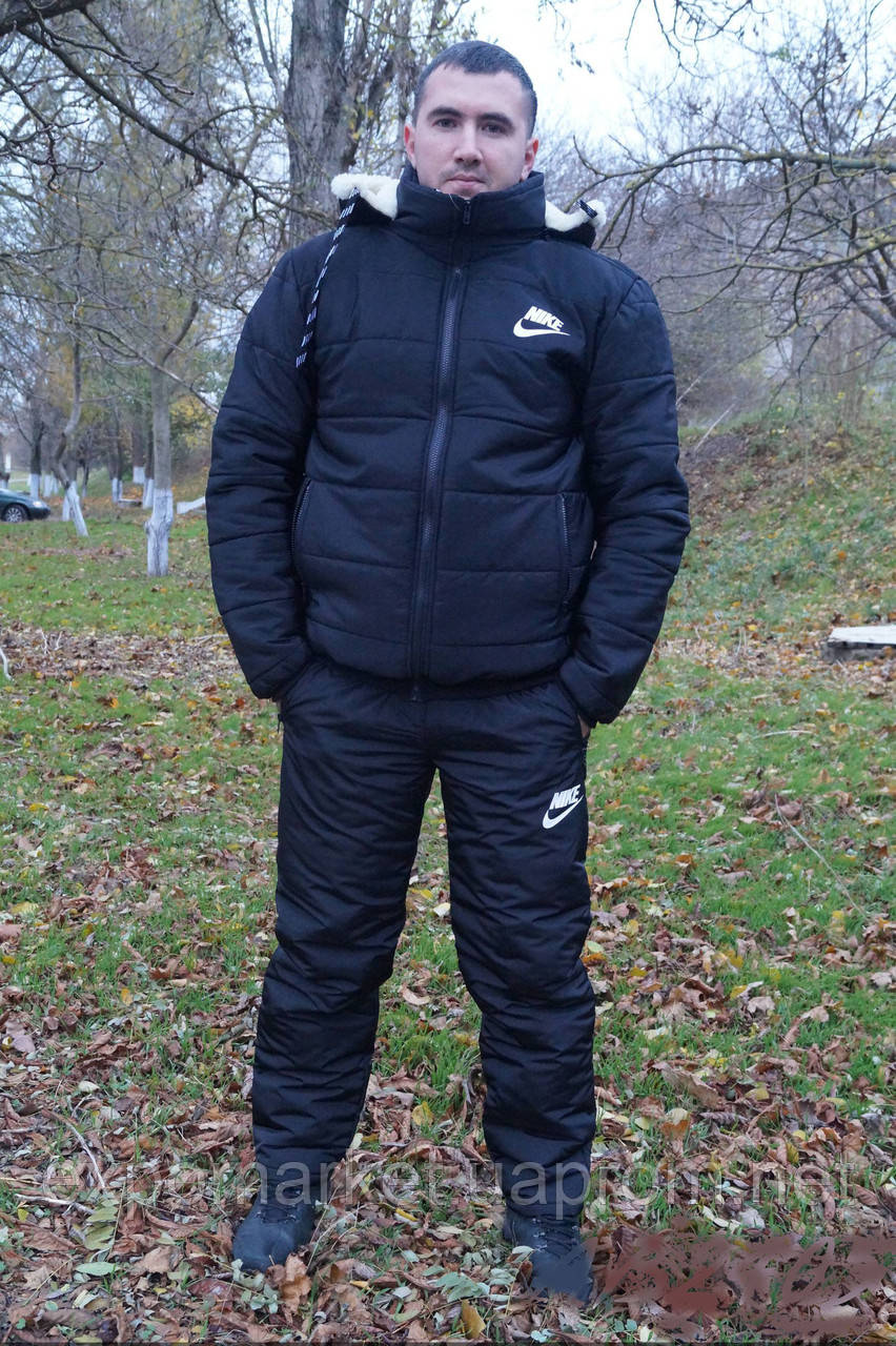 e950b746 Мужской зимний спортивный костюм Nike на синтепоне , цена 1 010 грн ...