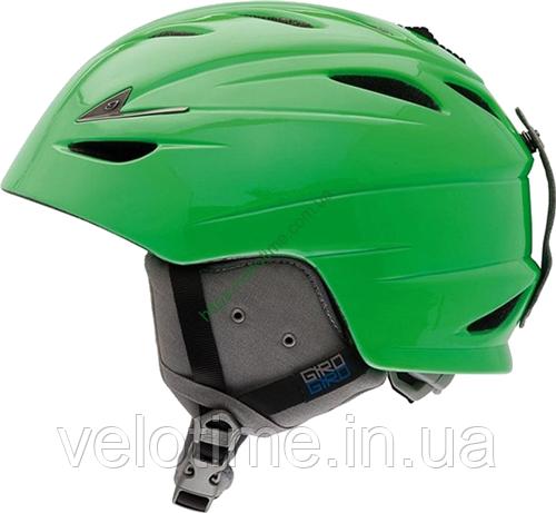 Шлем зим. Giro G10 (55,5-59 см, зеленый Offset)