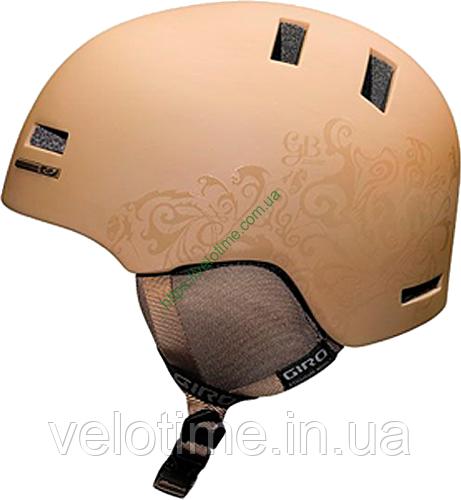 Шлем зим. Giro Shiv SS + аудио гарнитура (52-55,5 см, Гретхен Бляйлер)