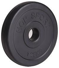 Набор Hop-Sport Premium 48 кг со скамьей HS-1020 + пульт(парта), фото 2