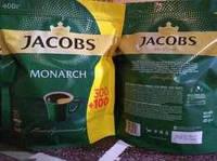 Кофе Якобс Монарх растворимый 400г (Jacobs Monarch)