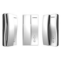 Аудиодомофон COMMAX DP-2S (кнопка открывания замка, 220В, ориг. дизайн)