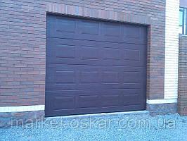 Филенчатые гаражные ворота Ryterna RP