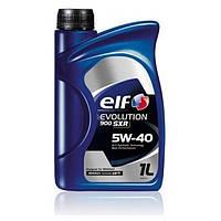 Моторное масло Elf Evolution 900 SXR 5W-40 1 л (8106)