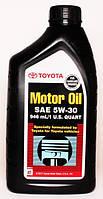 Моторное масло Toyota 5W-30 0.946 л (00279-1QT5W)