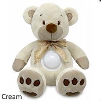 Проектор музыкальный Baby Mix Медведь Puff bear STK-13138, фото 1