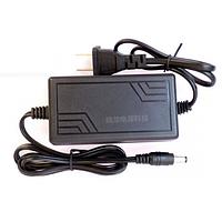 Импульсный адаптер питания 12В 2А (24Вт) ML-1220 штекер 5.5/2.5 + кабель питания,  длина  1м Q100