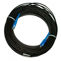 Патчкорд оптический SC / UPC-SC / UPC (ОКТ-Д(0,5)-1Е) 125м.