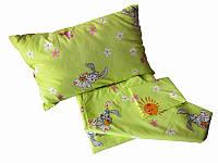 Детский комплект постельного белья (Одеяла из овчины)