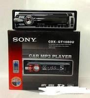 Автомагнитола Sony 1080A съемная панель Код: 0000042751. PA.