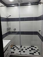 Раздвижные душевые кабины, двери для душа  и ванной