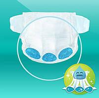 Подгузники Pampers New Baby-Dry Размер 1 (Для новорожденных) 2-5 кг, 27 шт  ТМ: Pampers