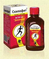 """Скипофит """"Движение"""" 250 мл - для ванн и растирки при остеохондрозе, артрите, артрозе"""