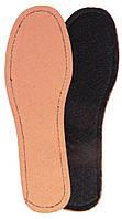 Зимние стельки для обуви «Кожкартон+Байка»
