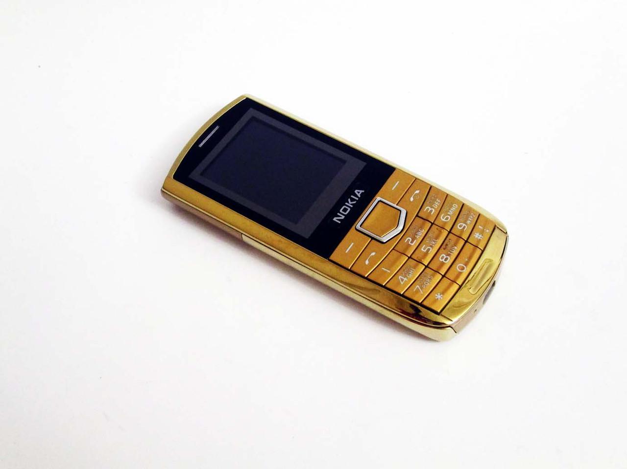 "Телефон Nokia 7311 Gold - 2Sim + 1,8"" + BT + Cam + Fm"