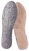 Зимние стельки «Алюминиевая фольга + мех»