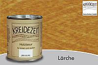 Натуральная  лазурь по дереву цветная Kreidezeit Holzlasur außen /  Lärche / цвет лиственница  0,75 l