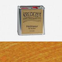 Натуральная  лазурь по дереву цветная Kreidezeit Holzlasur außen /   Lärche / цвет лиственница  2,5 l