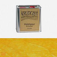 Натуральная  лазурь по дереву цветная Kreidezeit Holzlasur außen /  Kiefer / цвет сосна  2,5 l