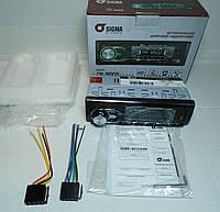 Автомагнитола Sigma USB/FM/AM/AUX/SD/MP3/WMA, эквалайзер, фото 1