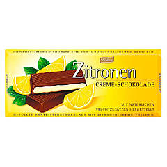 Шоколад Böhme Zitronen лимон 100г
