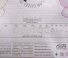 Крестильный набор для новорождённого из 10 предметов, фото 3