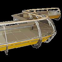 Витрина холодильная угловая San-Remo-УВ-90 РОСС