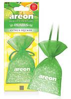 Запахи Areon Pearls мешочек Citrus Squash ABP05