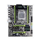 Материнська плата Huanan X79 2.49 Pb Motherboard LGA2011 e5-2670, 1650, 2650, 2680, 2660, 1660 Lga 2011, фото 2