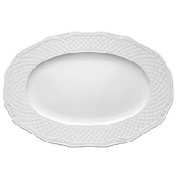 Блюдо овальное 240 mm, 2656 Lubiana