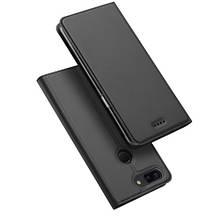 Чехол книжка Dux Ducis Skin Pro для OnePlus 5T черный