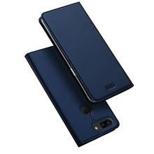 Чехол книжка Dux Ducis Skin Pro для OnePlus 5T синий