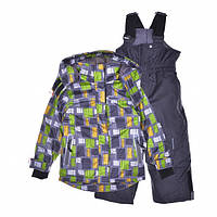 Комплект зимний на мальчика: куртка и полукомбинезон. Лучше, чем Lenne по характеристикам.98 размер